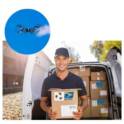 drone delivery usps