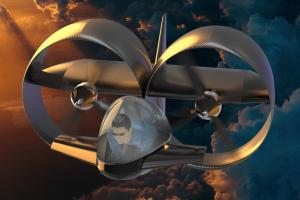 drone motorbike silverwing s1