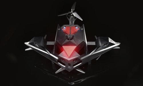 drone racing league racer ai