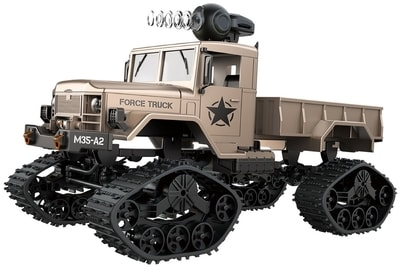 REMOKING Military Truck