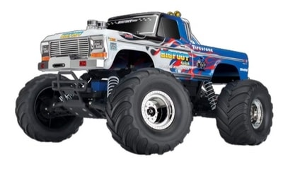 Traxxas Bigfoot Special Edition