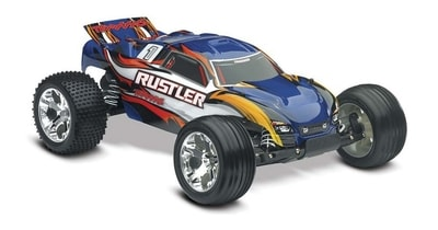 Traxxas Rustler RC Car